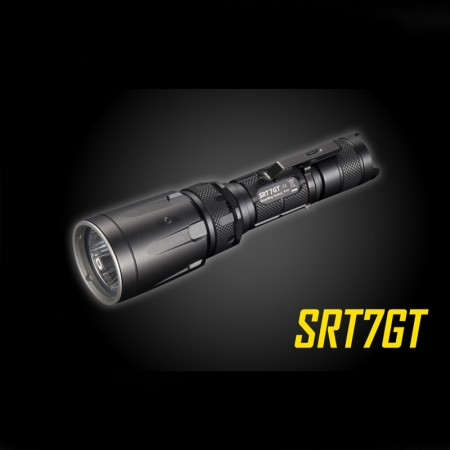 NITECORE SMARTRING TACTICAL SERIES SRT7GT